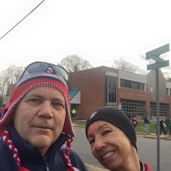 Bob and Delia Vienna Turkey Trot 2015